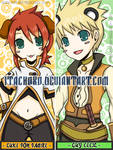 tales of abyss bookmarks