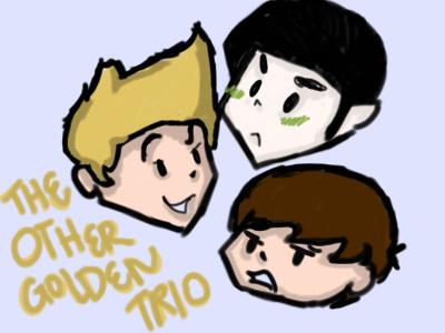 Other Golden Trio by LiveLongundProsper