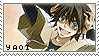 Yaoi stamp by cat-doodle