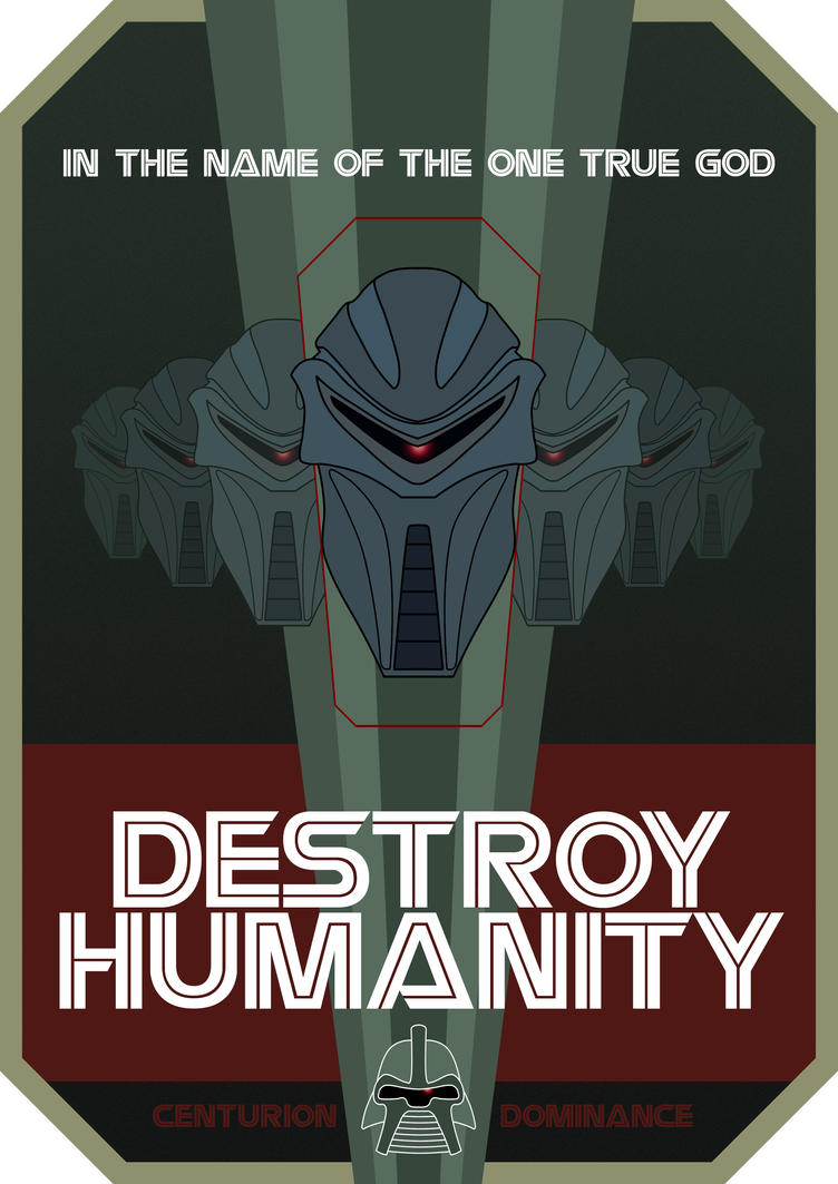 Destroy Humanity by nuke-vizard