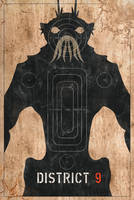 District 9 poster by nuke-vizard