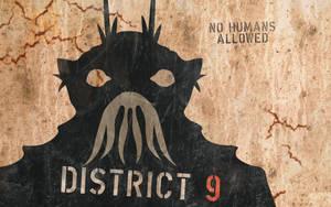 District 9 wallpaper by nuke-vizard