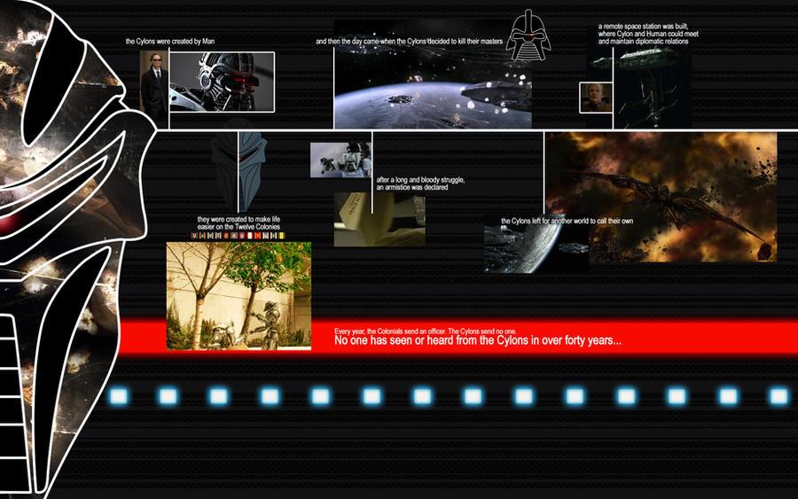 Cylon origins by nuke-vizard