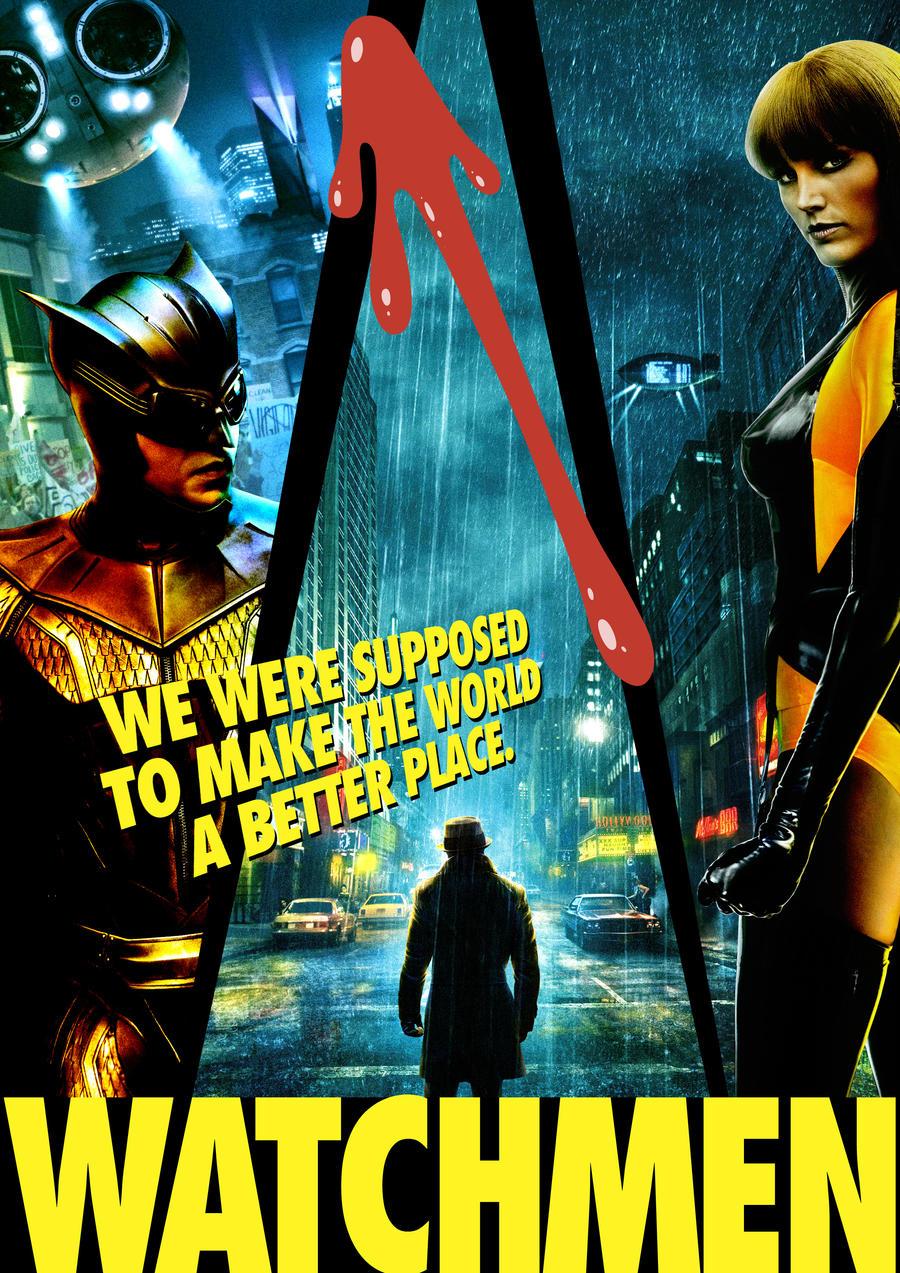 watchmen poster 2 by nuke vizard on watchmen poster 2 by nuke vizard