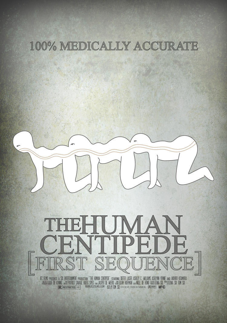 The human centipede by nuke vizard on deviantart the human centipede by nuke vizard pooptronica
