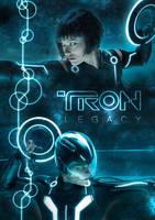 TRON Legacy by nuke-vizard