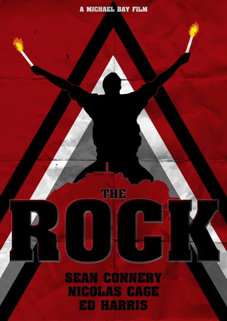 The Rock by nuke-vizard