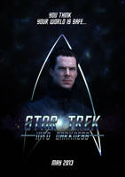 STAR TREK INTO DARKNESS by nuke-vizard