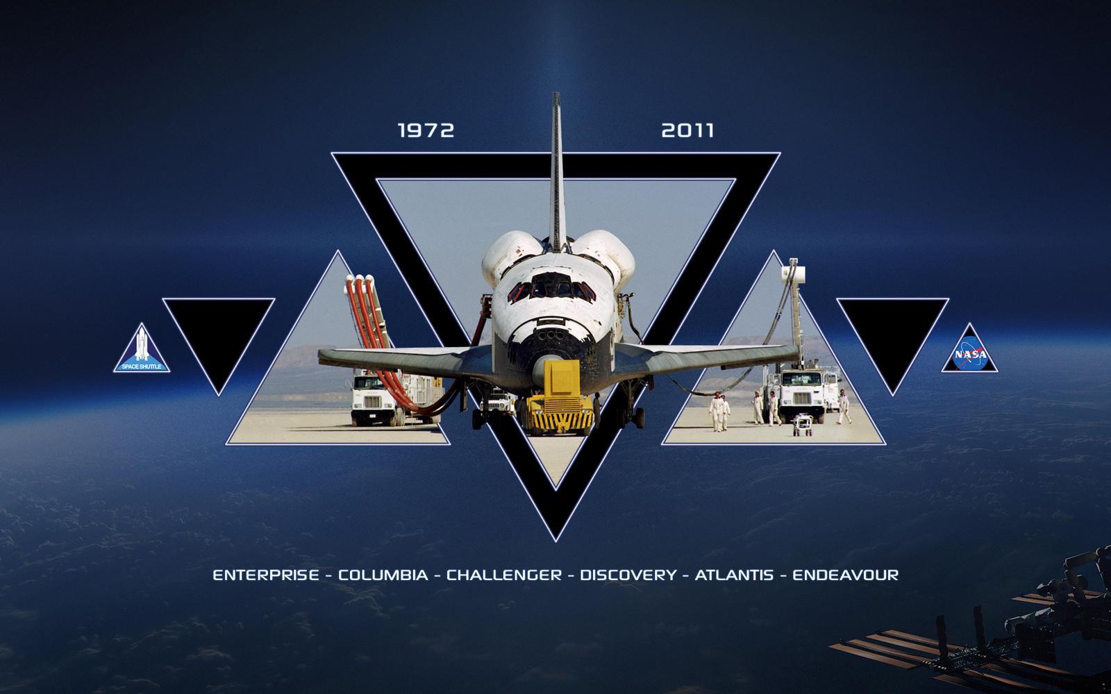 Space Shuttle Program by nuke-vizard