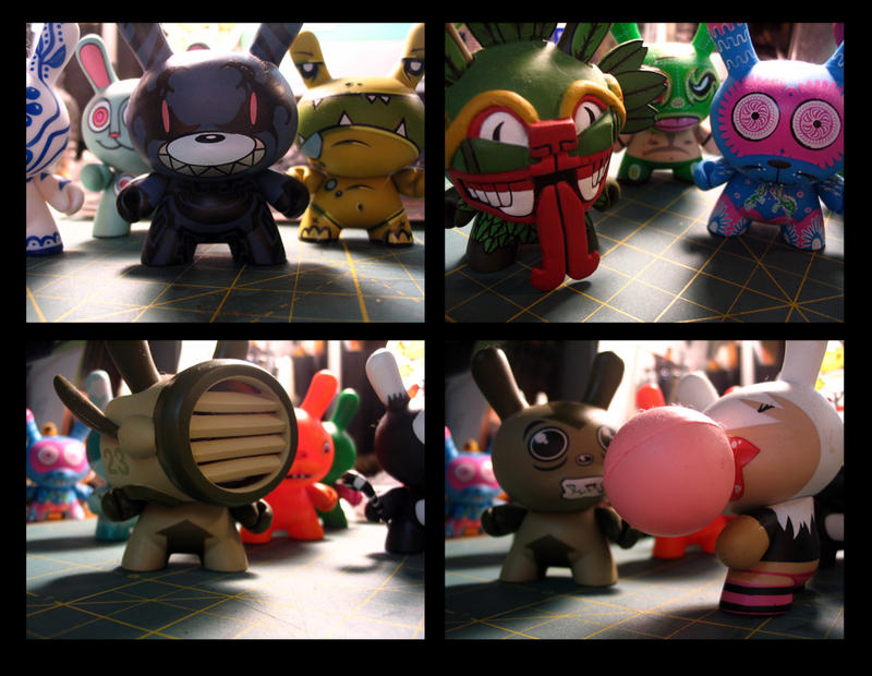A Dunny Thing Happened... by JessiBeans