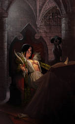 the Blood Countess by JessiBeans