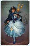 Masquerade Ball - Alice