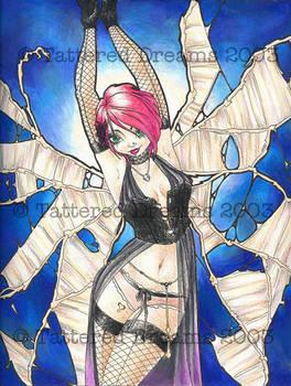 Strange Fairies: Blue
