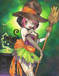 Strange Creatures: Witch