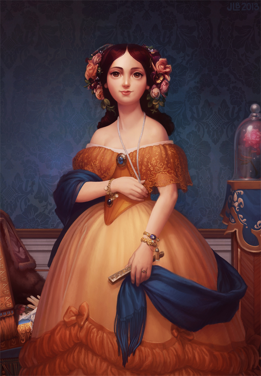 Belle by JessiBeans