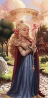 Lucrezia Borgia by JessiBeans