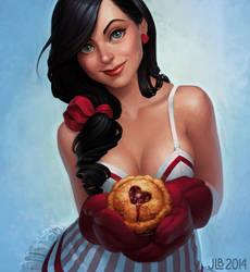 Pie by JessiBeans