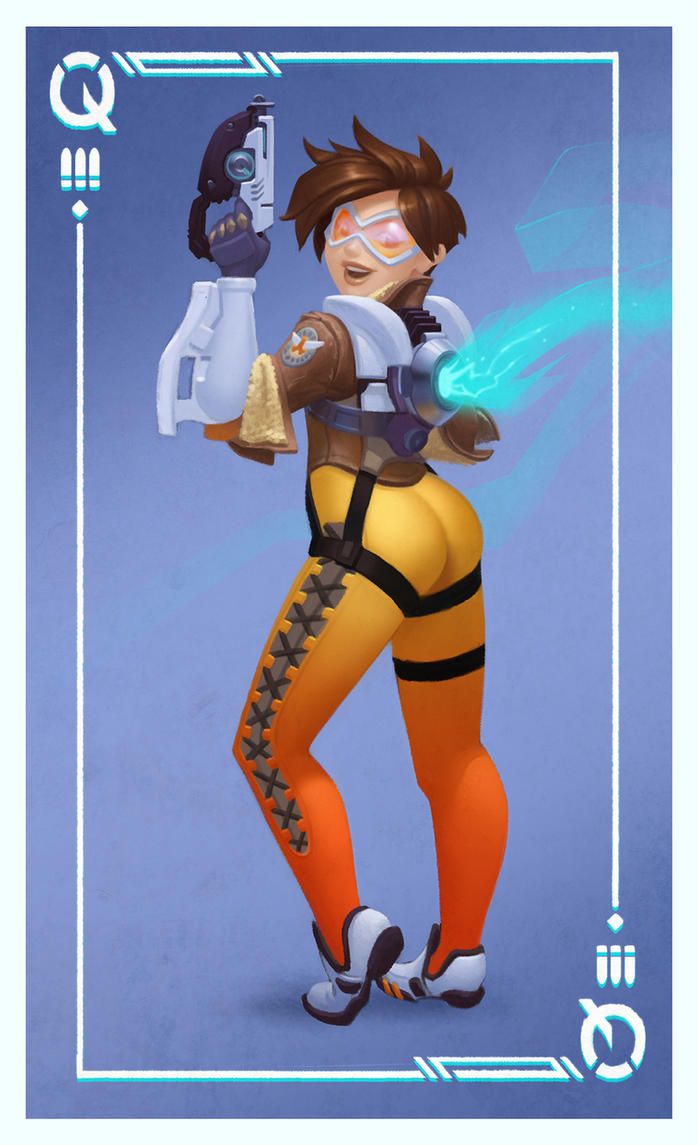 Tracer-Large by JessiBeans