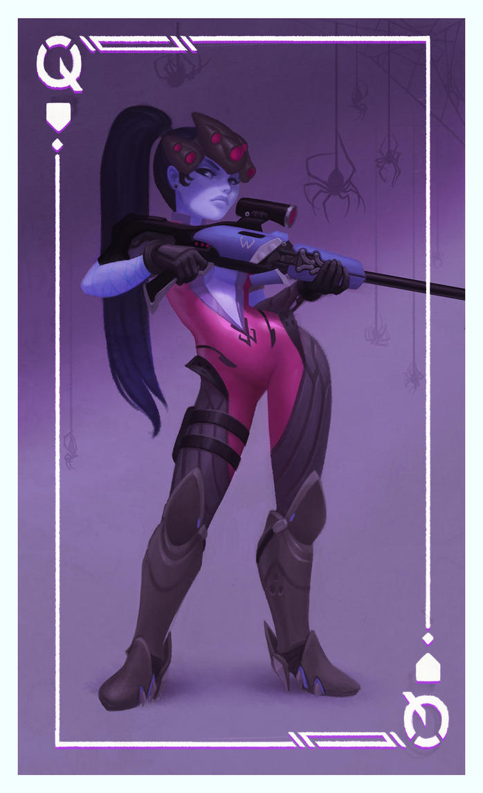 Widowmaker by JessiBeans