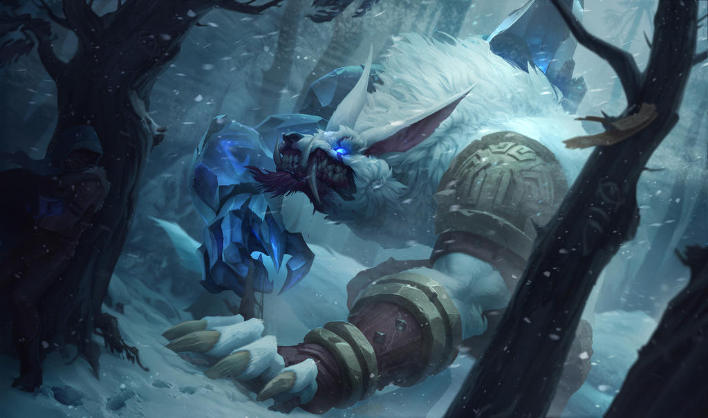 Tundra Hunter Warwick by JessiBeans