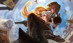 Cowgirl Miss Fortune