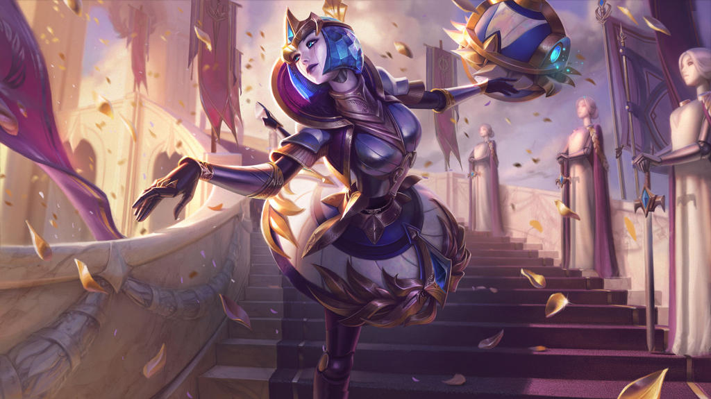 Victorious Orianna by JessiBeans