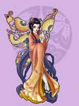 Strange Fairies Geisha: Summer