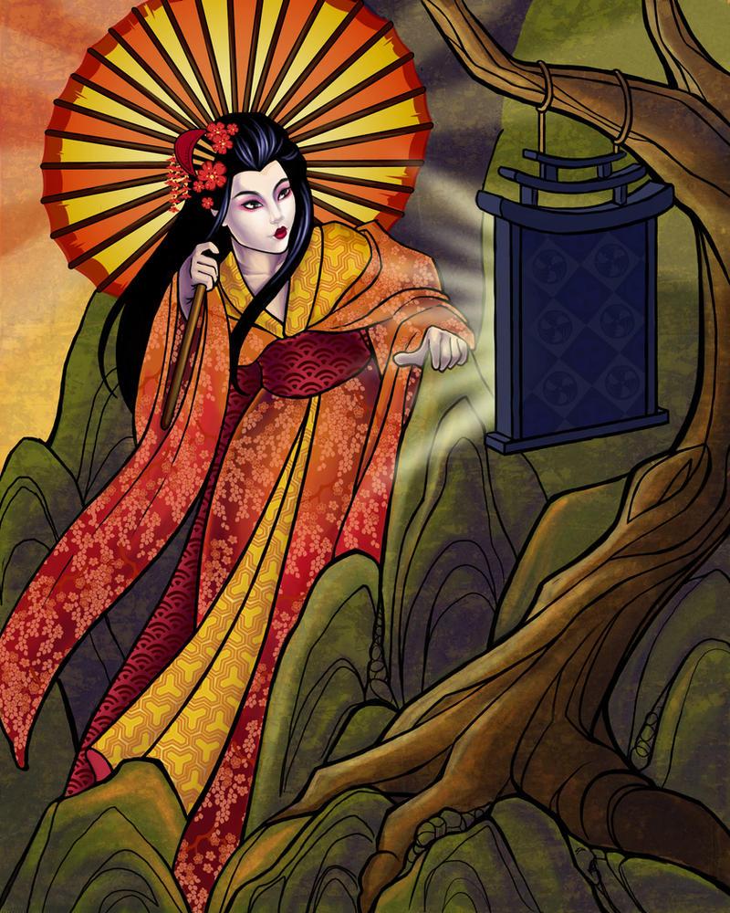 Amaterasu by JessiBeans