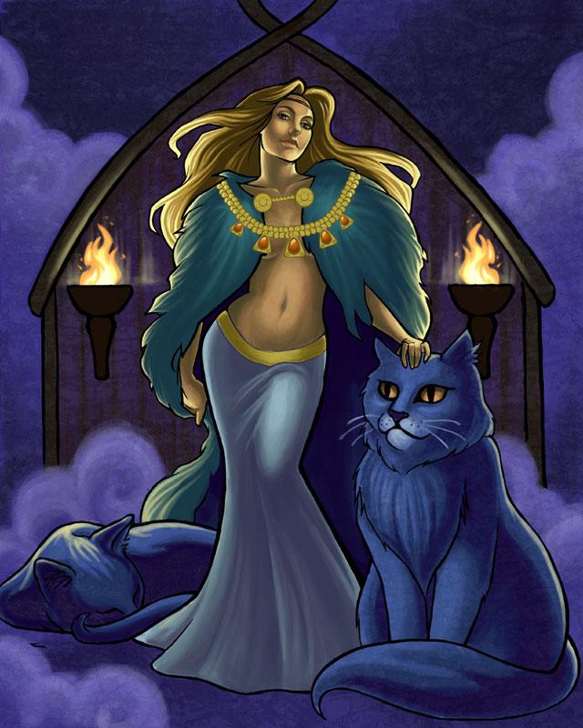 Freya by JessiBeans