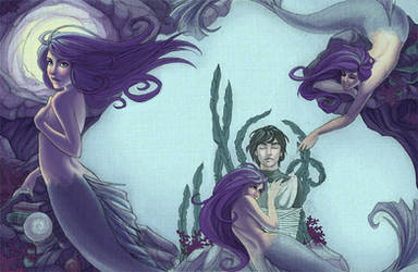 The Mermaid v 2.0 by JessiBeans