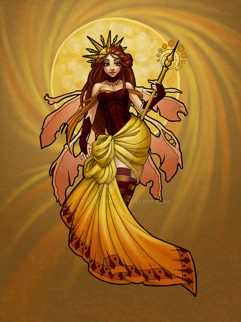 Helios by JessiBeans