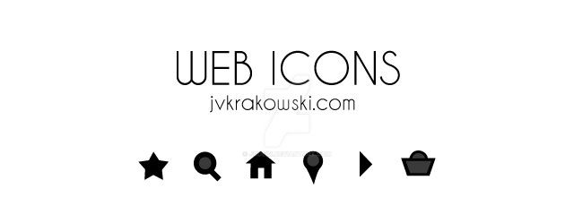 Web Icons by Judea1
