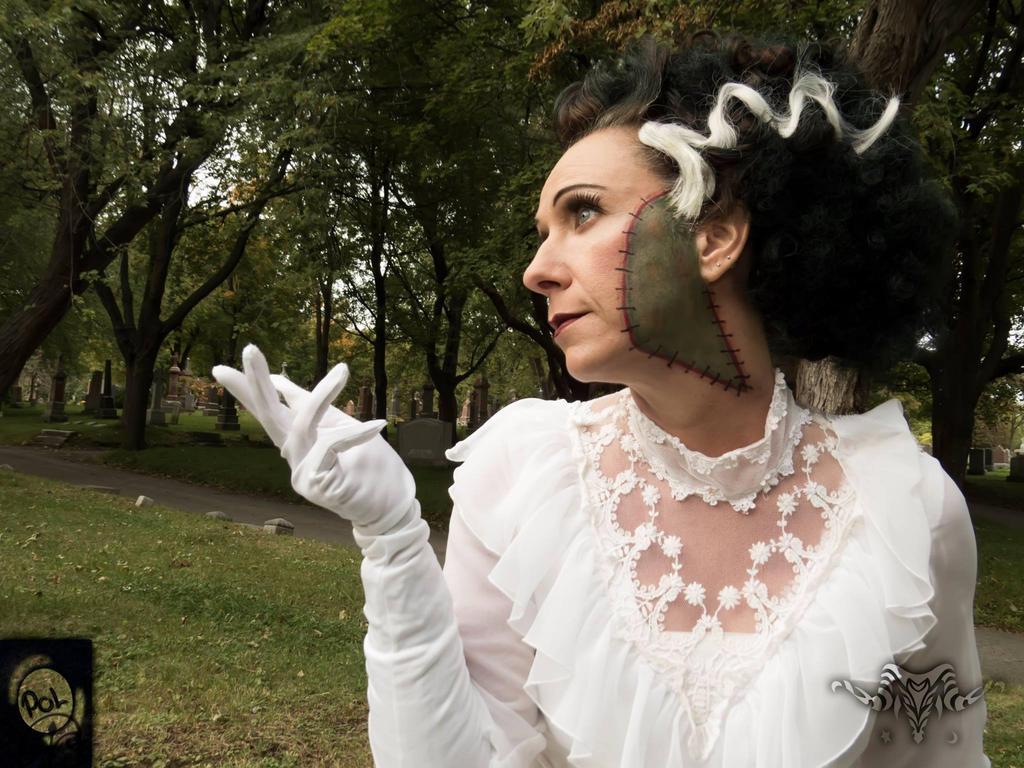 Frankenstein's bride by Magias