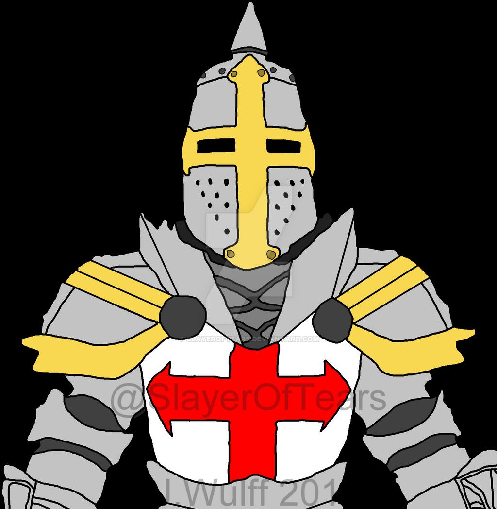 Mythic Legions Knight Templar