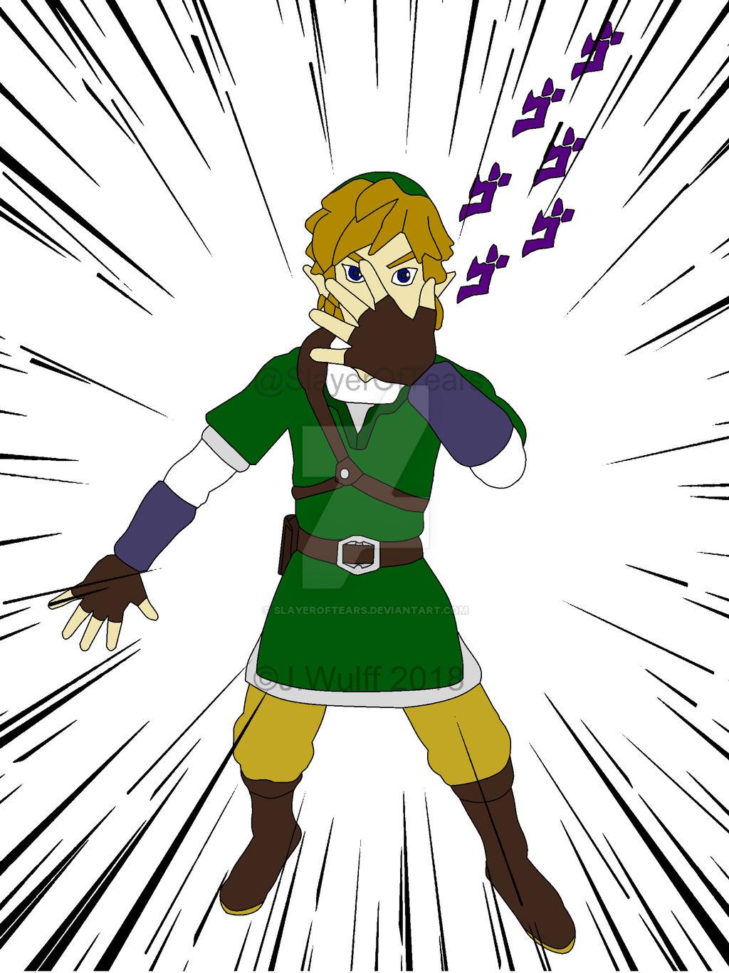 Link's Bizarre Adventure