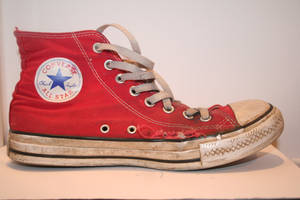 Shoe Stock - Red Converse02