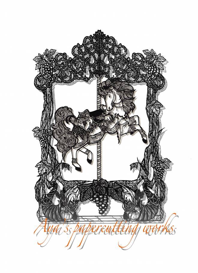 carousel of fertility by Thessatoria
