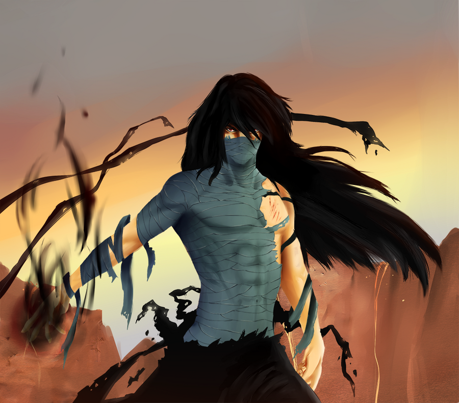 BLEACH | Final Getsuga by chi-u