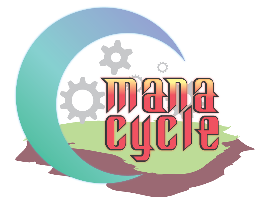 Mana Cycle Logo by chi-u