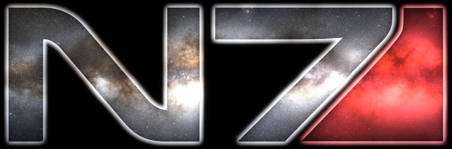 Mass effect n7 logo png
