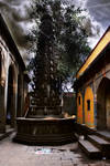 Indian Temples  V by samart7