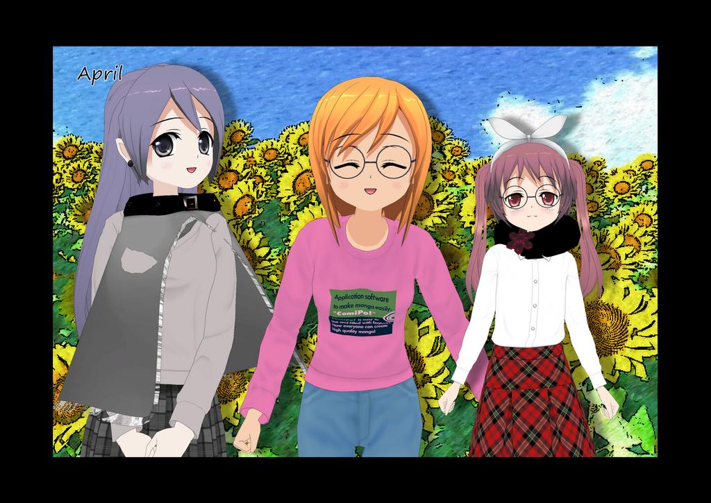 Calendar April Png : April calendar by animelover on deviantart