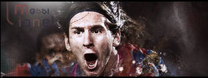 Lionel Messi by DearArts