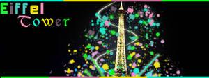 Eiffel Tower by DearArts