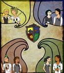 total drama couples hogwarts