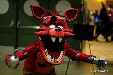 Foxy the Pirate Cosplay by raigr