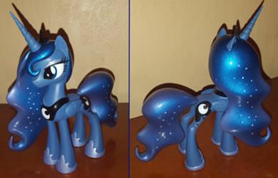 Princess Luna - figurine (My Little Pony) by cedricc666