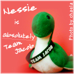 Nessie is absolutely Team Jake by chaela-chan