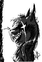Hell Kitty by DekronValleyWolf