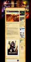 League of Legends WP Theme